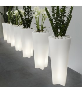LINEA LIGHT FLOWER FL POT LED