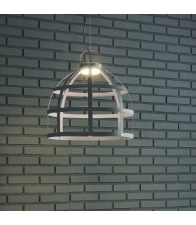 LED SUSPENSION LAMP GIBAS GIOCONDA