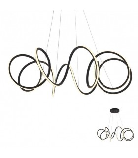 DECORATIVE LED SUSPENSION LAMP DIAMETER 100