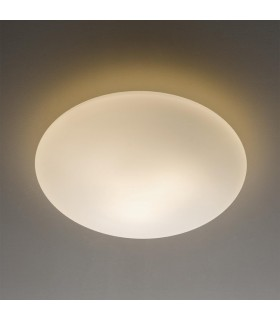 CEILING LAMP IN BLOWN GLASS REDO NUVOLO