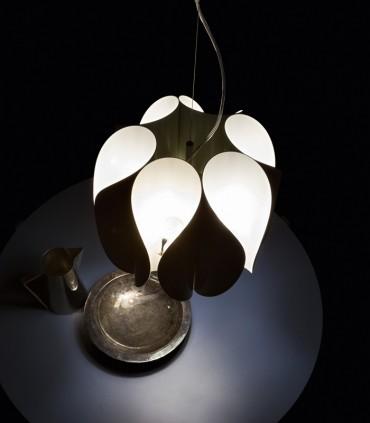 SUSPENSION LAMP VINTAGE LIGHT4 CONCERTO 35