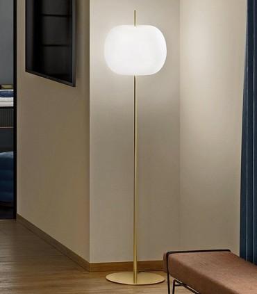 FLOOR LAMP KUNDALINI KUSHI XL FLOOR