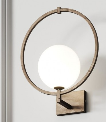WALL LAMP METALLUX RANGO