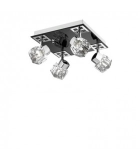 CEILING LAMP IDEAL LUX NOSTALGIA PL4