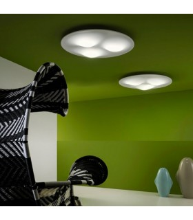 LAMPADA DA SOFFITTO A LED LINEA LIGHT MA&DE CIRCLE WAVE 7463