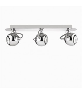 CEILING LAMP OR WALL LAMP IDEAL LUX LUNARE AP3